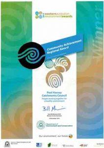 Comm Achievement Award