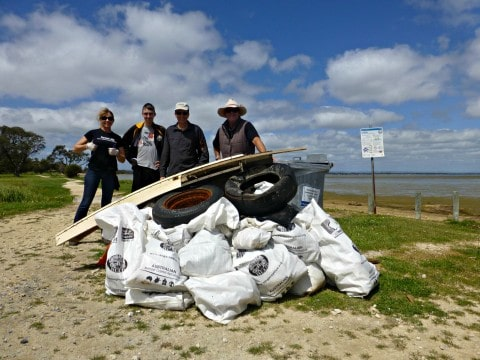 News Release – David Rennie Clean Up Day Paves the Way