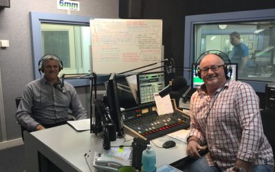 Dr Steve Fisher – 6MM 'Focus on the Peel' Radio Interview