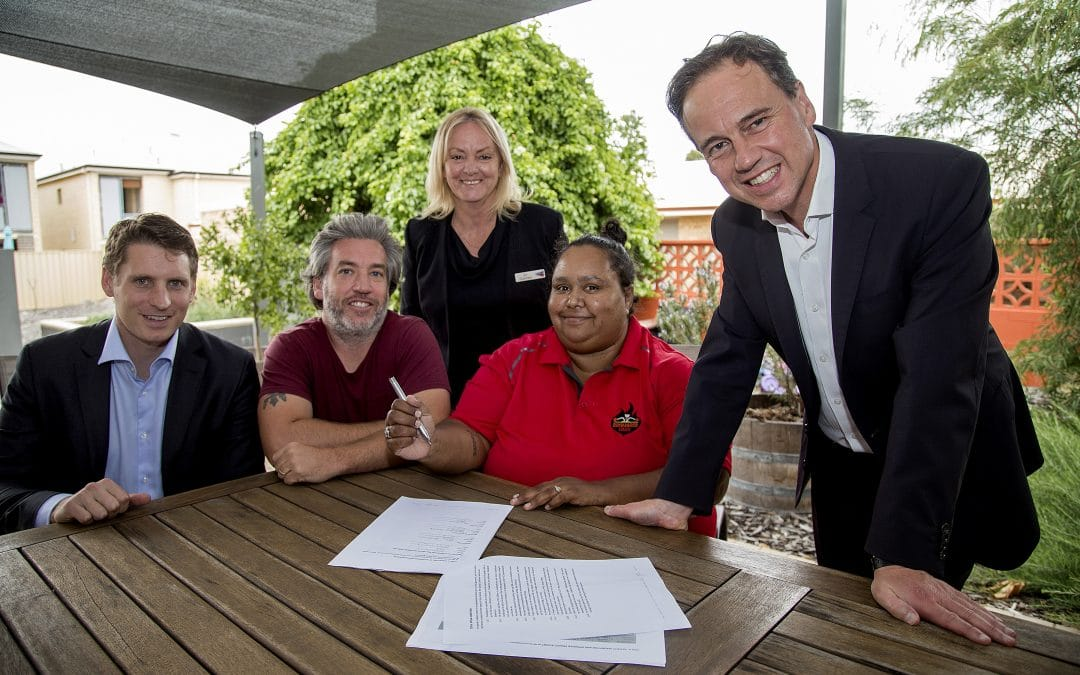 Community Environment Grant Enables Work on Country