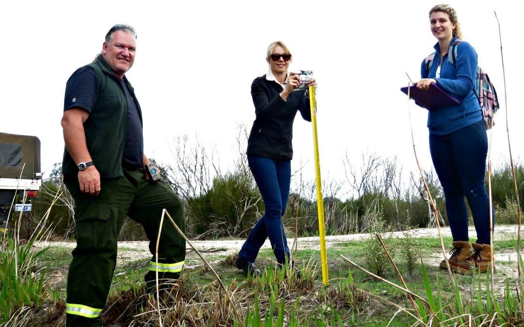 Community Environment Grants Restore Harvey River Reserve