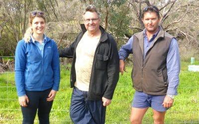 Landholder Engagement Supports Murray River Banks