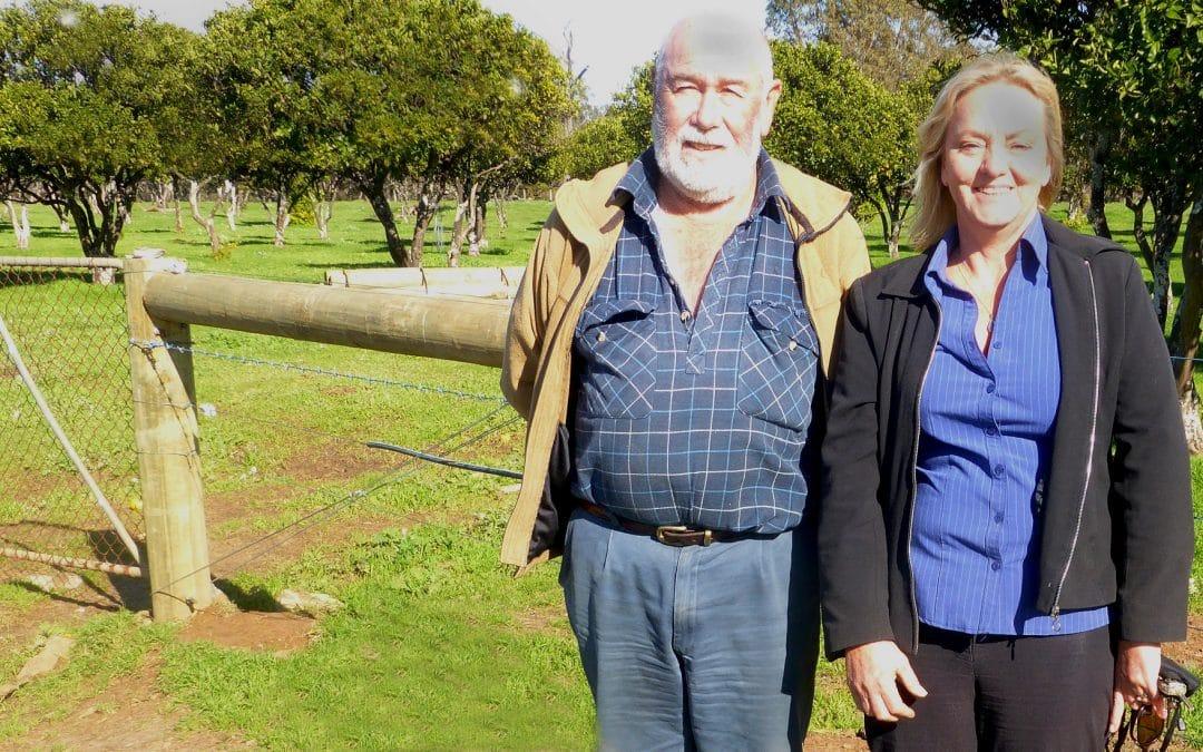 Landholder Engagement Supports Erosion Control