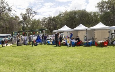 The Lake Clifton Festival, a Natural Success