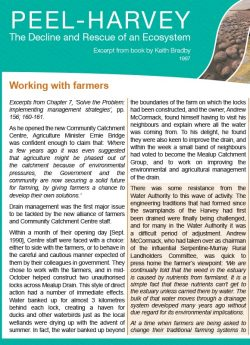 Working with Farmers