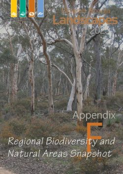 Appendix F Regional Biodiversity and Natural Areas Snapshot1