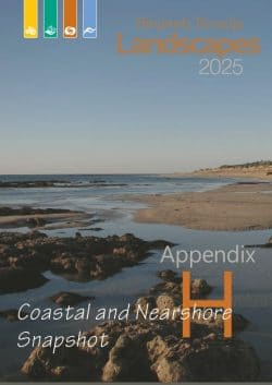 Appendix H Coastal and Nearshore Snapshot1