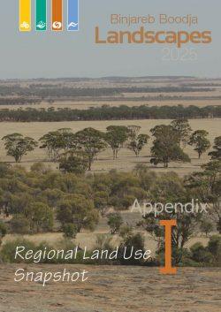 Appendix I Regional Land Use Snapshot1
