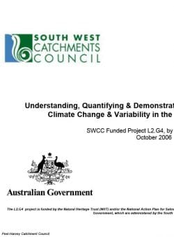 Understanding, quantifying and demonstrating the likely local effects of Climate Change