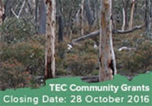 PHCC Threatened Ecological Communities (TECs) Grant