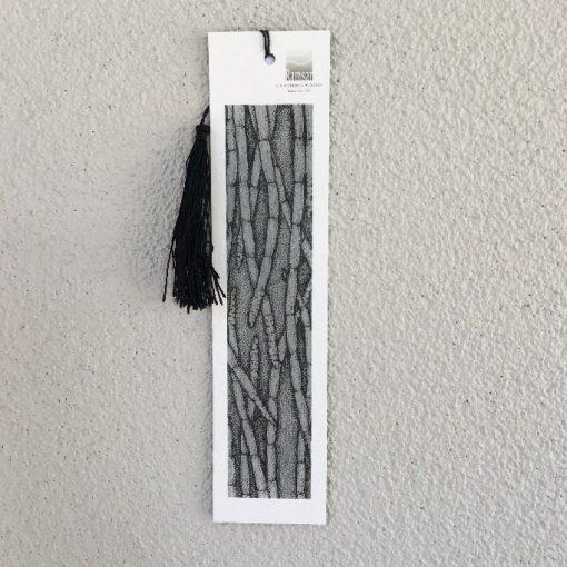 Artwork by Renee Barton – Roots Bookmark