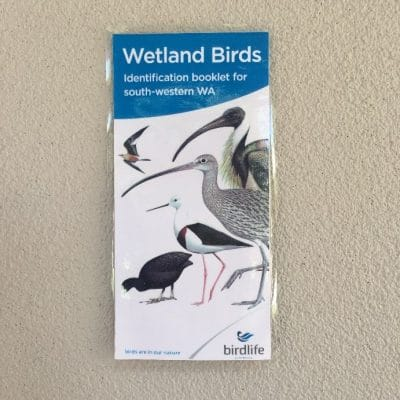 Wetland Birds Identification Booklet for South-Western WA