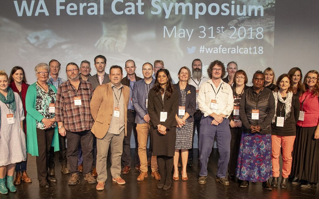 Working together to protect native animals in Western Australia through Feral Cat control