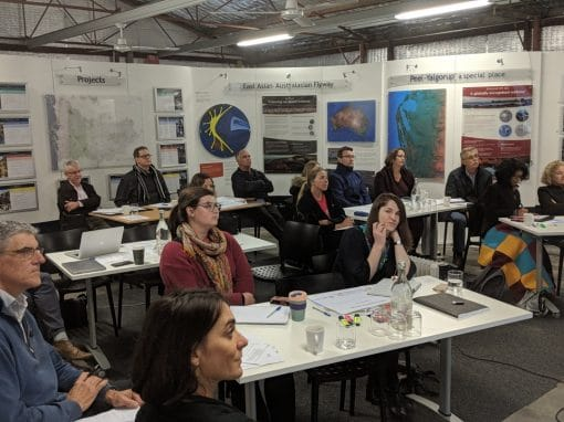 Invitation Only - ARC Linkage Project Balancing Estuarine and Societal Health in a Changing Environment Workshop: Economic Analysis of the Peel Region