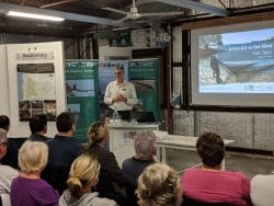 S.H.A.R.E. in the Shed - River Rescue:Bringing New Life to Our Estuary