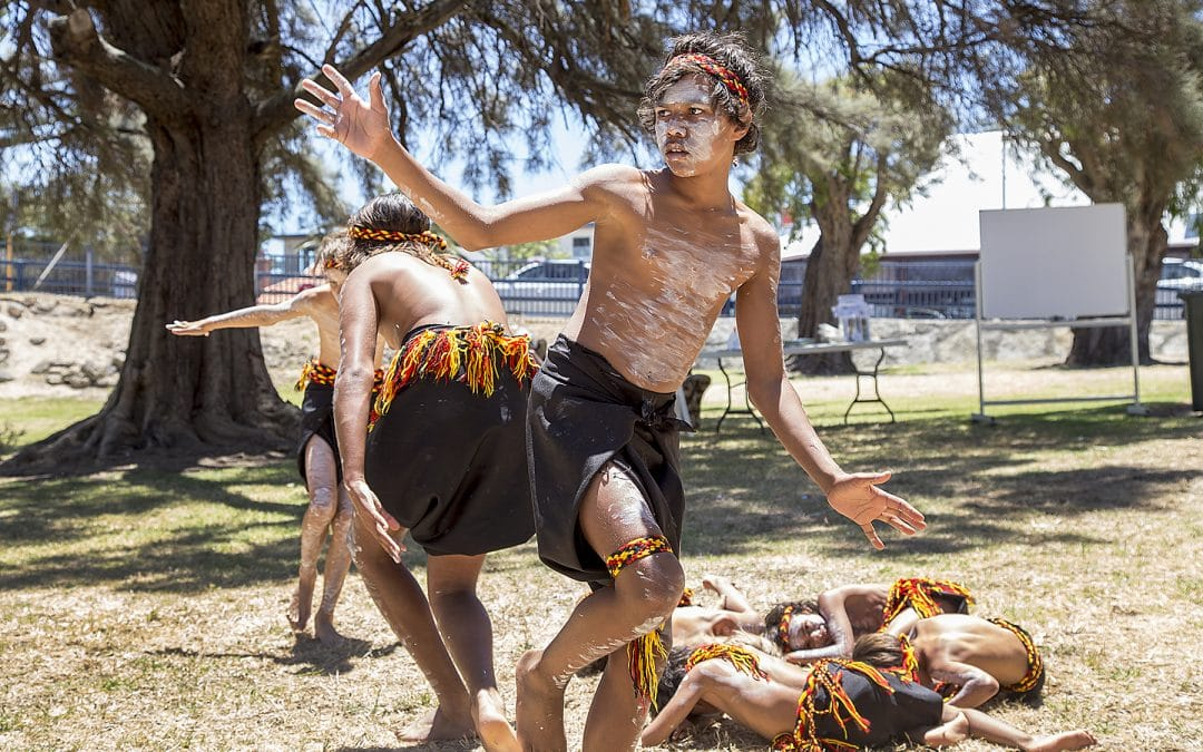 Culture in the Parks – Caring for Country through Tourism