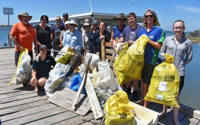 Community Cleans Up Ramsar 482