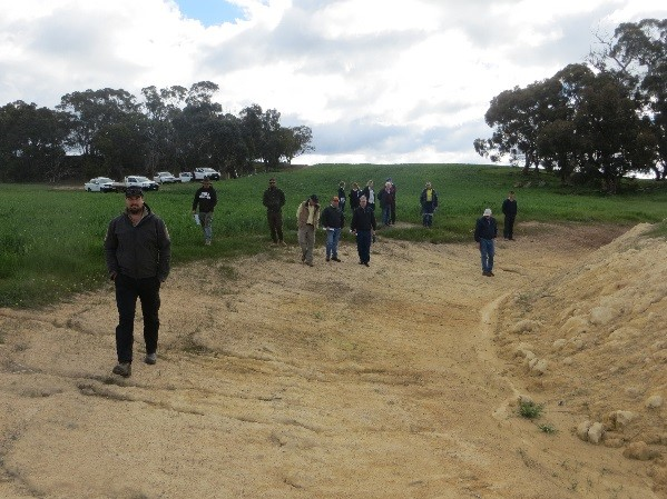 On Farm Surface and Sub Surface Water Workshop