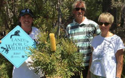 Lake Clifton Stewardship Grants