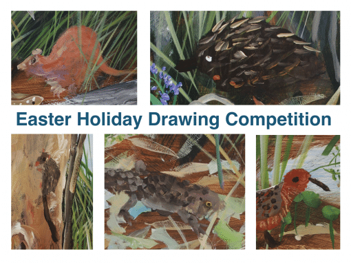 Easter Holiday Drawing Competition