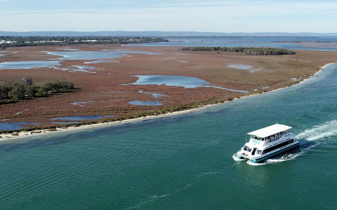 Wetlands Weekender – Estuary Tour + Nature Walk