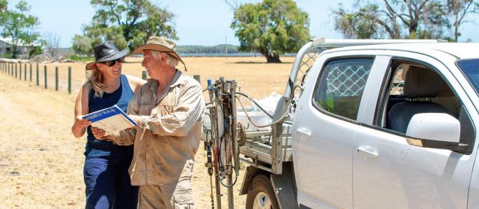 Soils aint Soils: Farmers saving money and the environment!