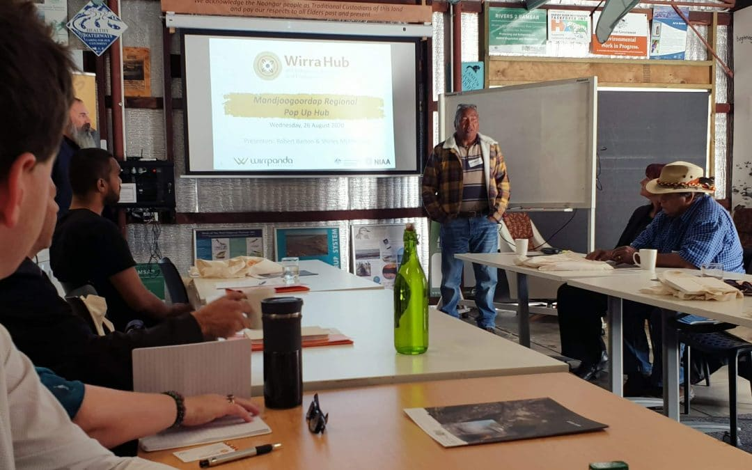 Wirra Hub – Tender Writing Workshop