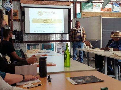 Wirra Hub - Tender Writing Workshop
