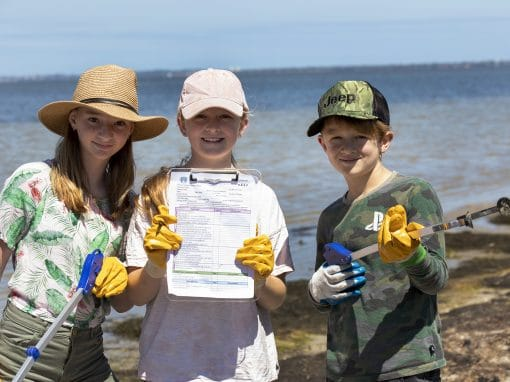 Clean Up the Peel: St Josephs Murray River