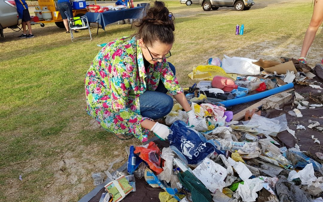 Clean Up the Peel: Frasers Landing Riverbank