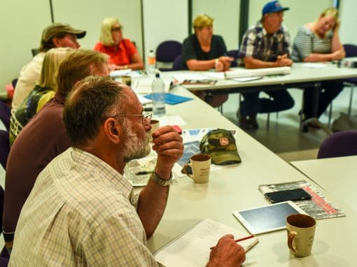 Train the Trainer Farm Planning Extension Program – including fire planning and recovery, and water management (closed event)