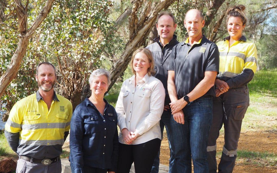 South32 Worsley Alumina and Peel-Harvey Catchment Council Launch Major New Environmental Partnership
