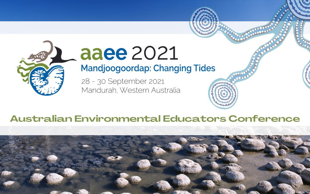 Mandjoogoordap: Changing Tides Conference