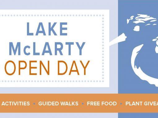 Lake McLarty Open Day