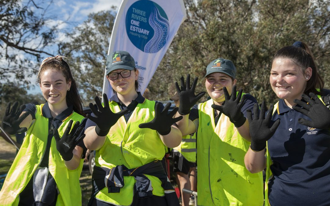 Bushranger Cadets Rally Together to Save Our Serpy